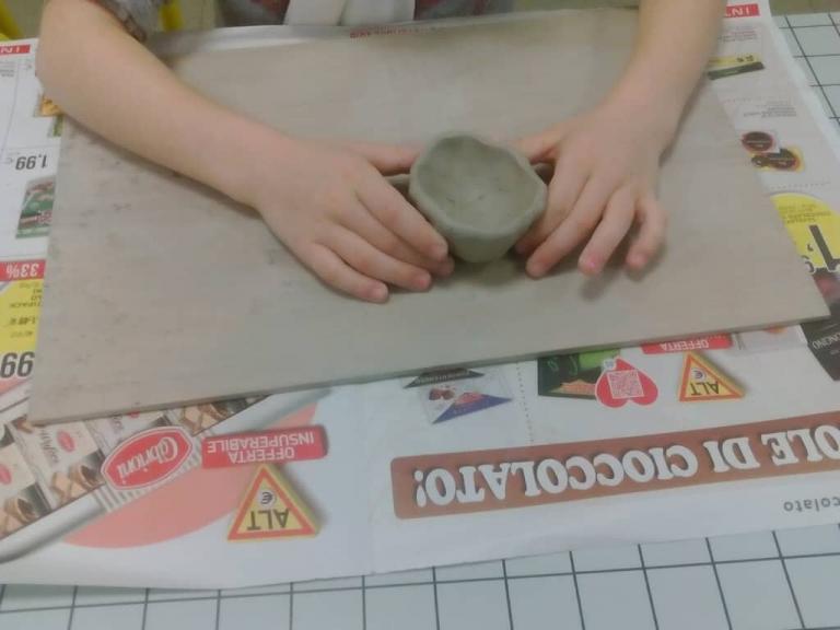 Lavoro ceramica